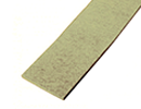 Self-adhesive felt strip - extra thick