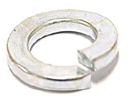 Spring washer - DIN 127 B - Spring lock washers DIN127B - steel zinc plated - M6
